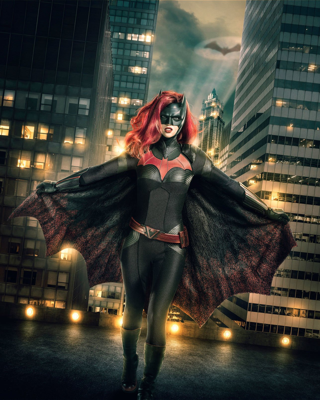 ruby rose suits up for \u0027batwoman\u0027 television Batwoman and Flamebird