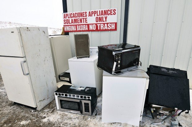 Disposing Of Old Appliances Getting Easier All The Time