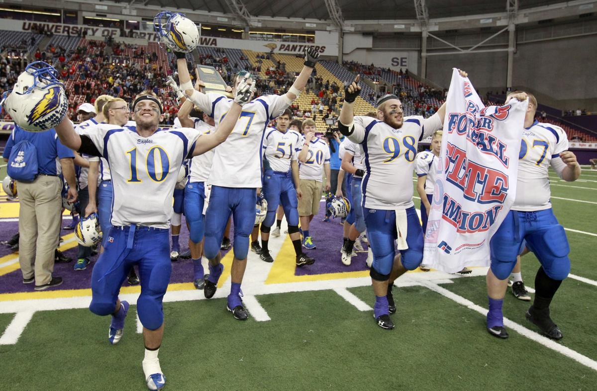 MMC captures eight-man state championship   Football   siouxcityjournal.com