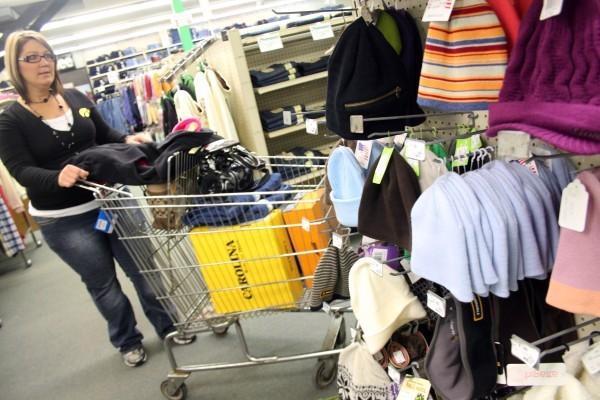 Bomgaars Black Friday Shopper