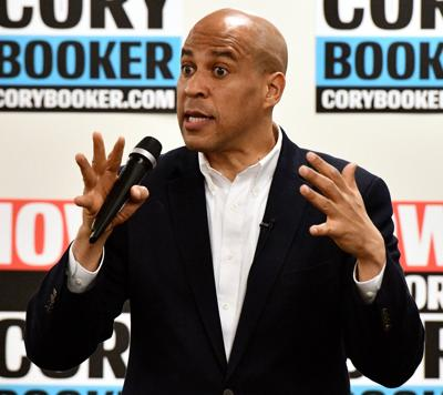 Cory Booker Sioux City campaign