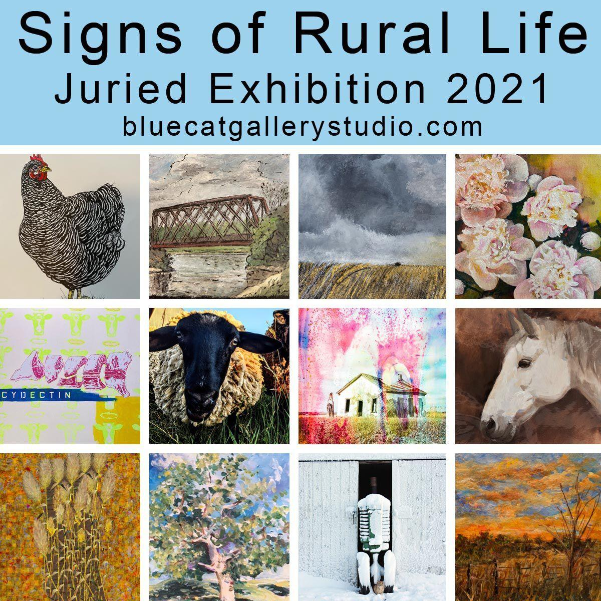 Signs of Rural Life 1