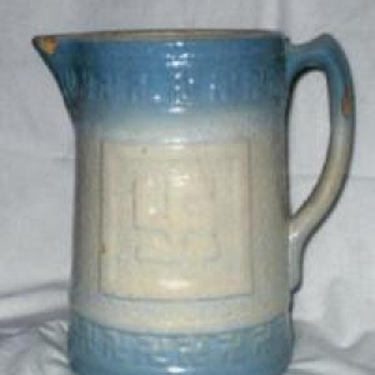 Circa-1920s pitcher a good catch   Progress in Siouxland