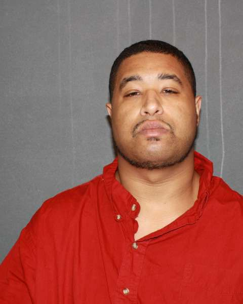Anthony McPherson mugshot