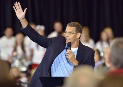Mitt Romney Orange City campaign 090712