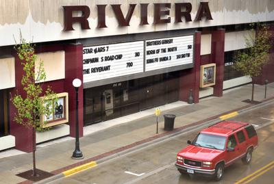 Riviera Theater is now Club Riviera