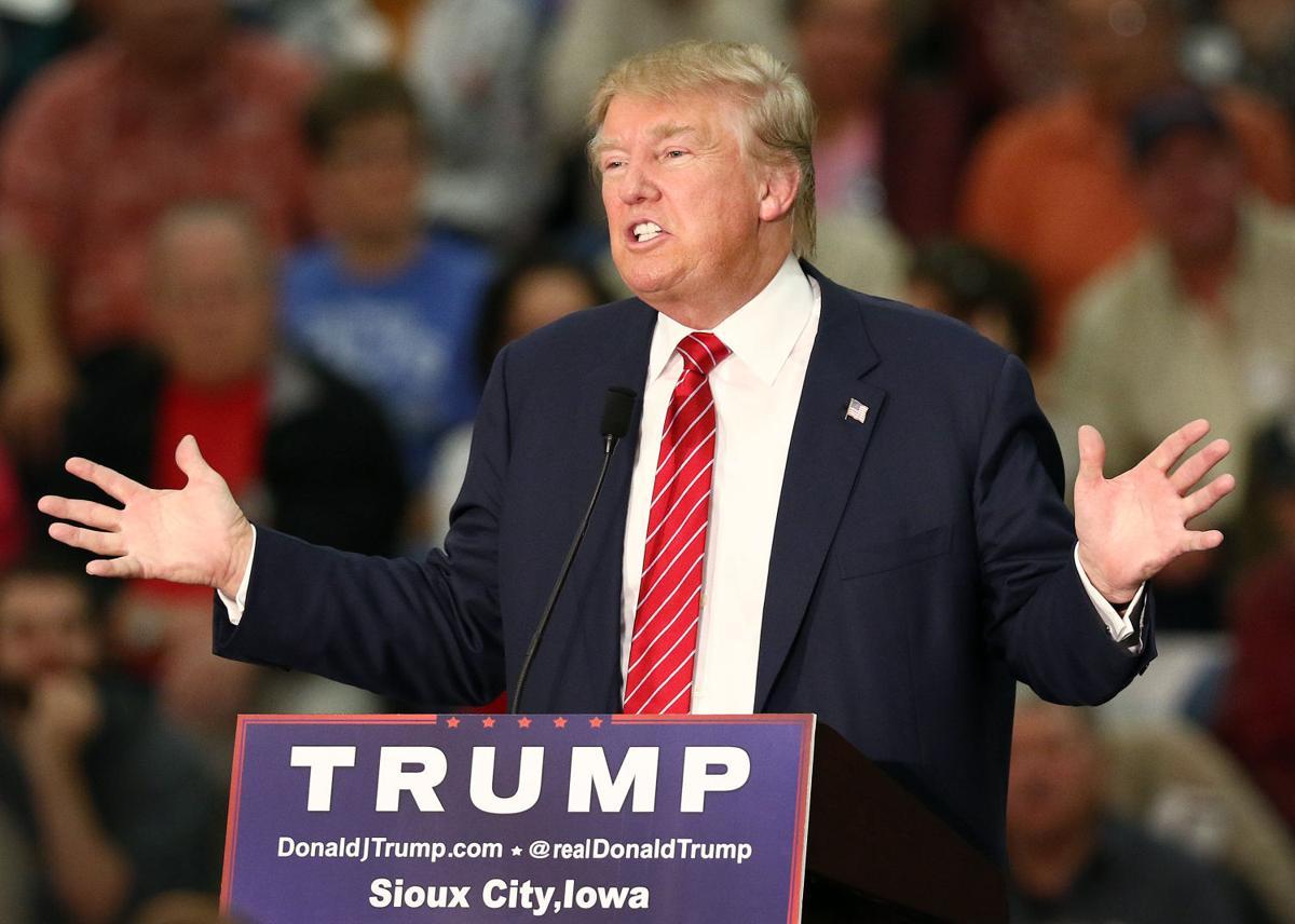 Donald Trump at West High School 102715