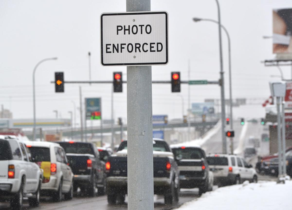 Red Light Cameras Traffic
