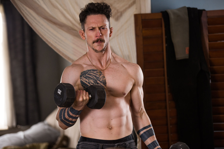 Jonathan tucker workout