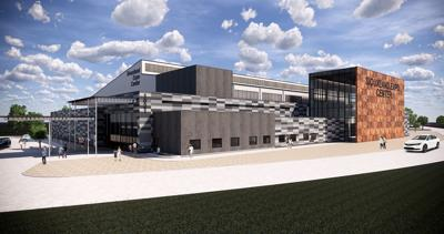 Siouxland Expo Center rendering March 2019