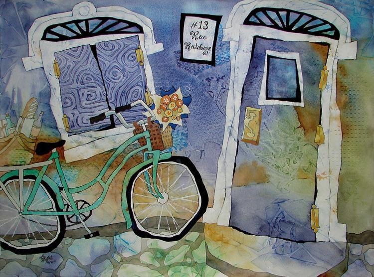 Rue Rutabaga by Glenda Dreenen