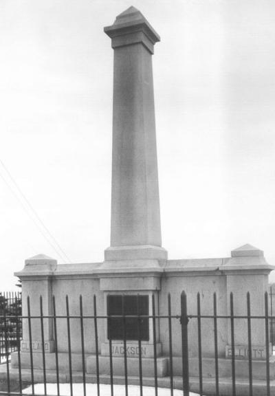 Prospect Hill Monument