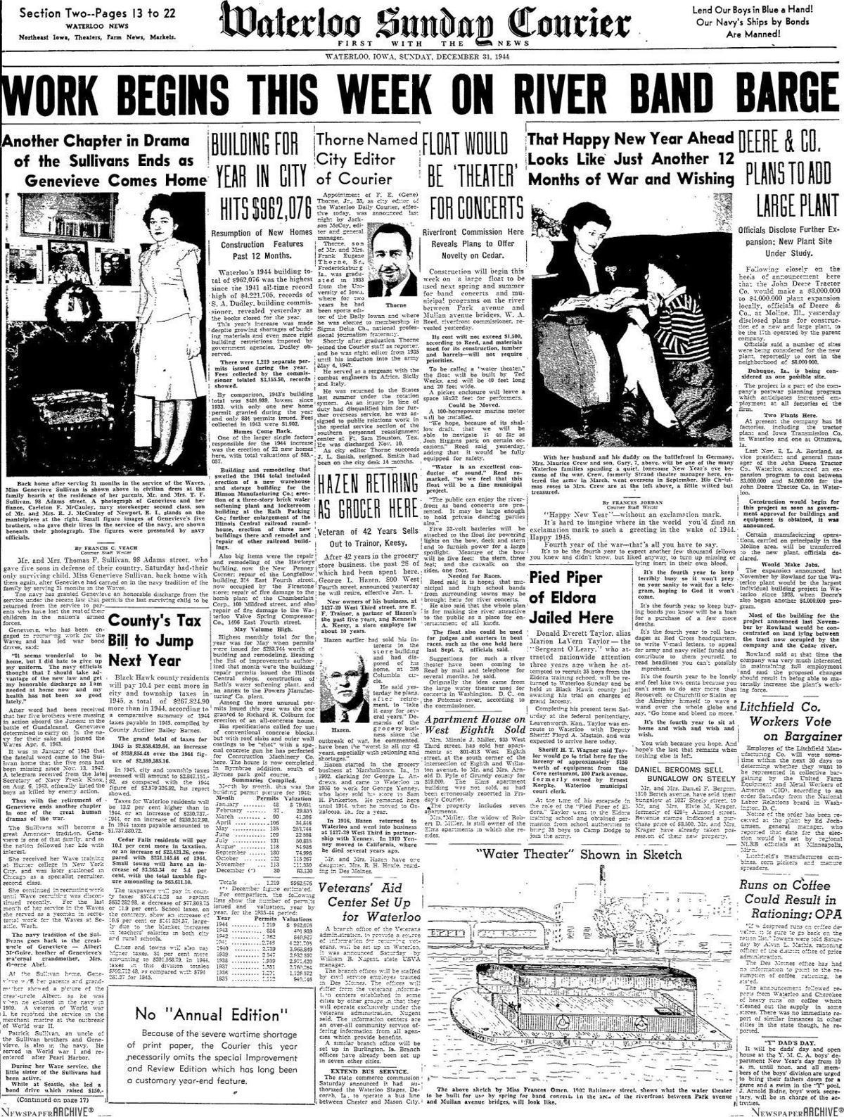 Courier Dec. 31, 1944
