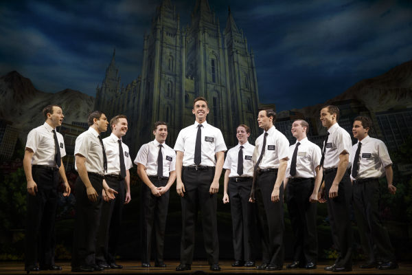 THE BOOK OF MORMON Second National Tour Company