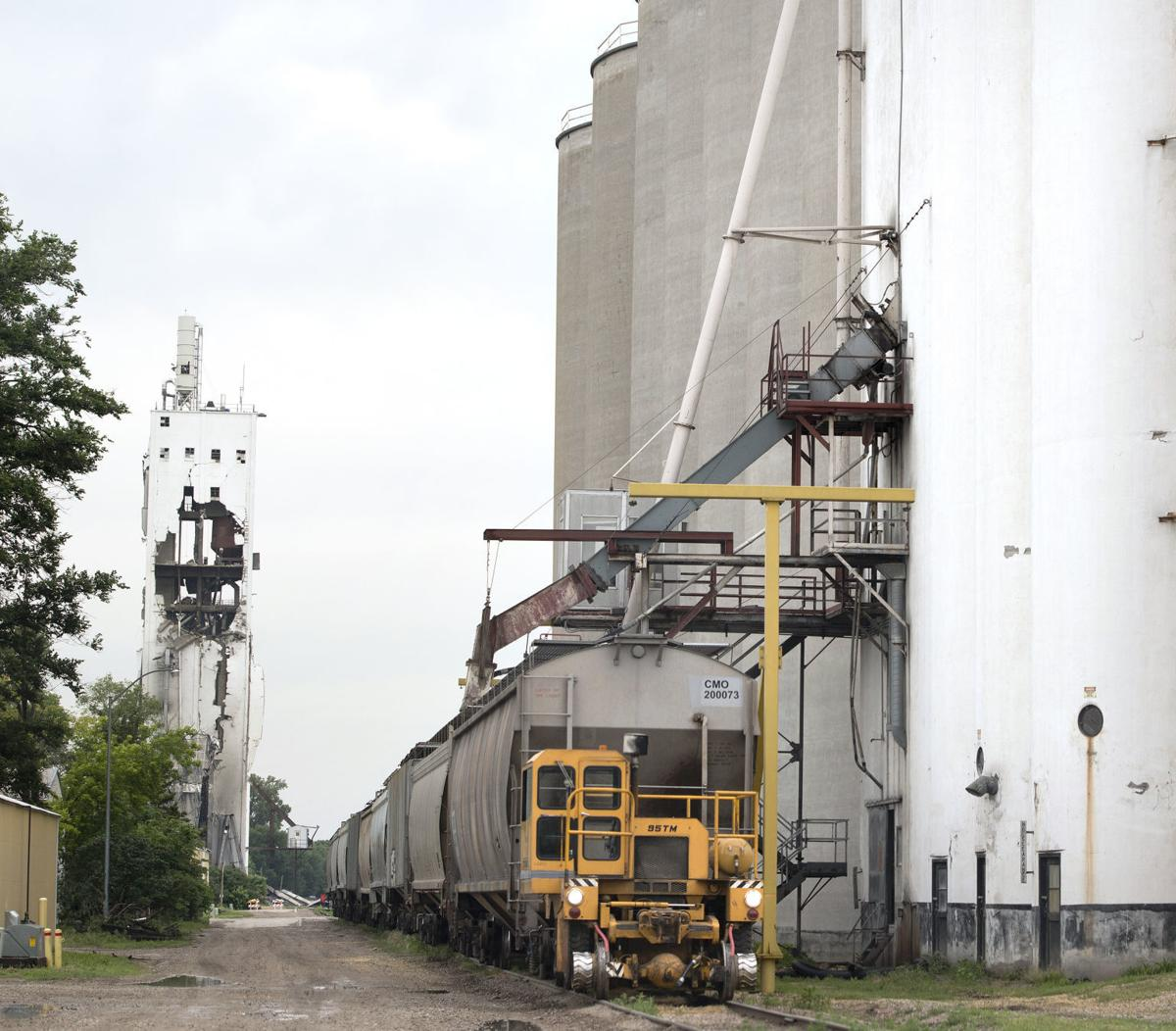 Grain elevator safety