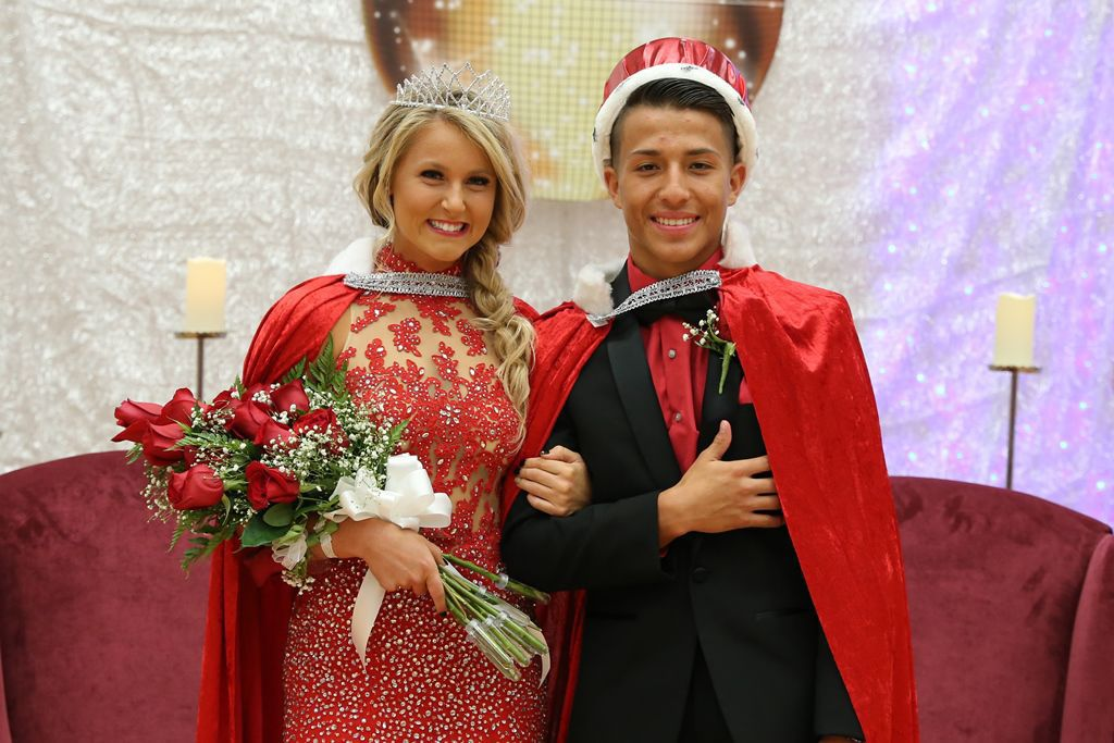 South Sioux City High School homecoming 2017