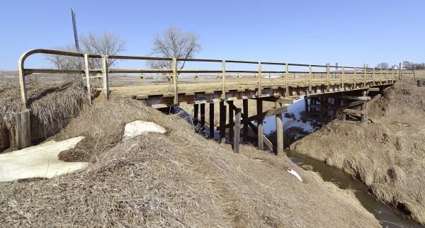Woodbury County bridge repairs