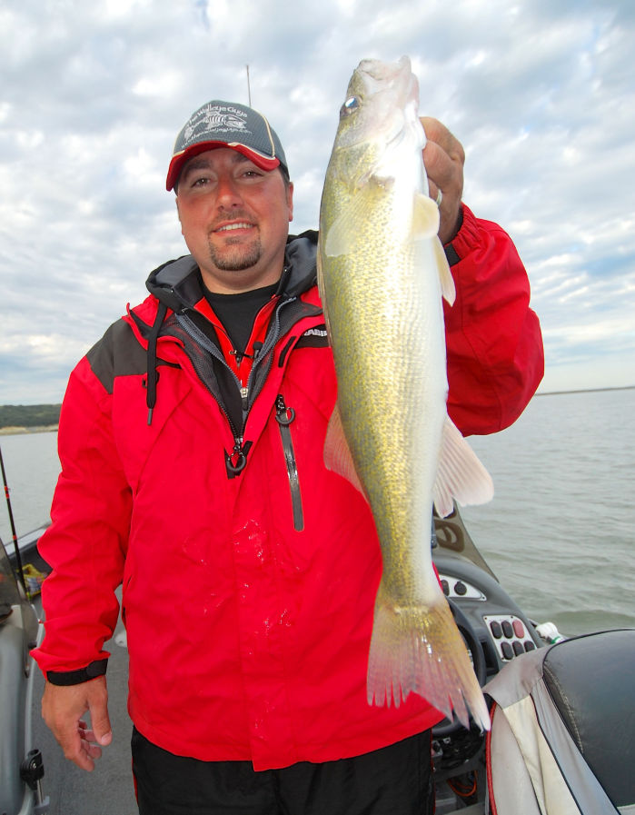 MYHRE: We chase walleye on Lewis and Clark Lake : Outdoors