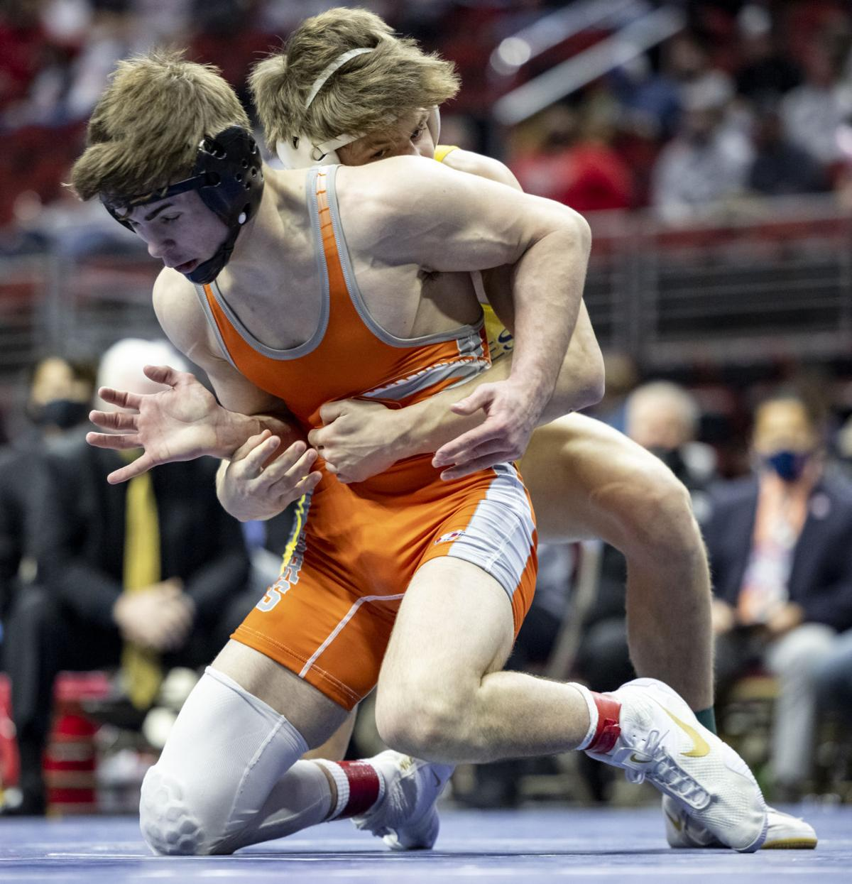 2021 Iowa State Wrestling championships