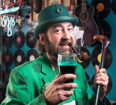 Saint Patrick's Day Mac Dolan