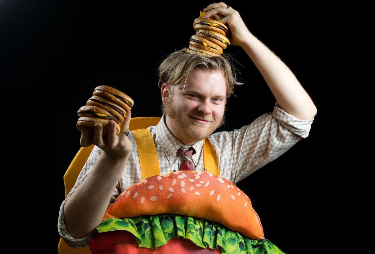 Weekender Burger Cover
