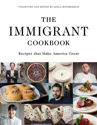 The Immigrant Cookbook Celebrates The Diversity In Our Kitchens