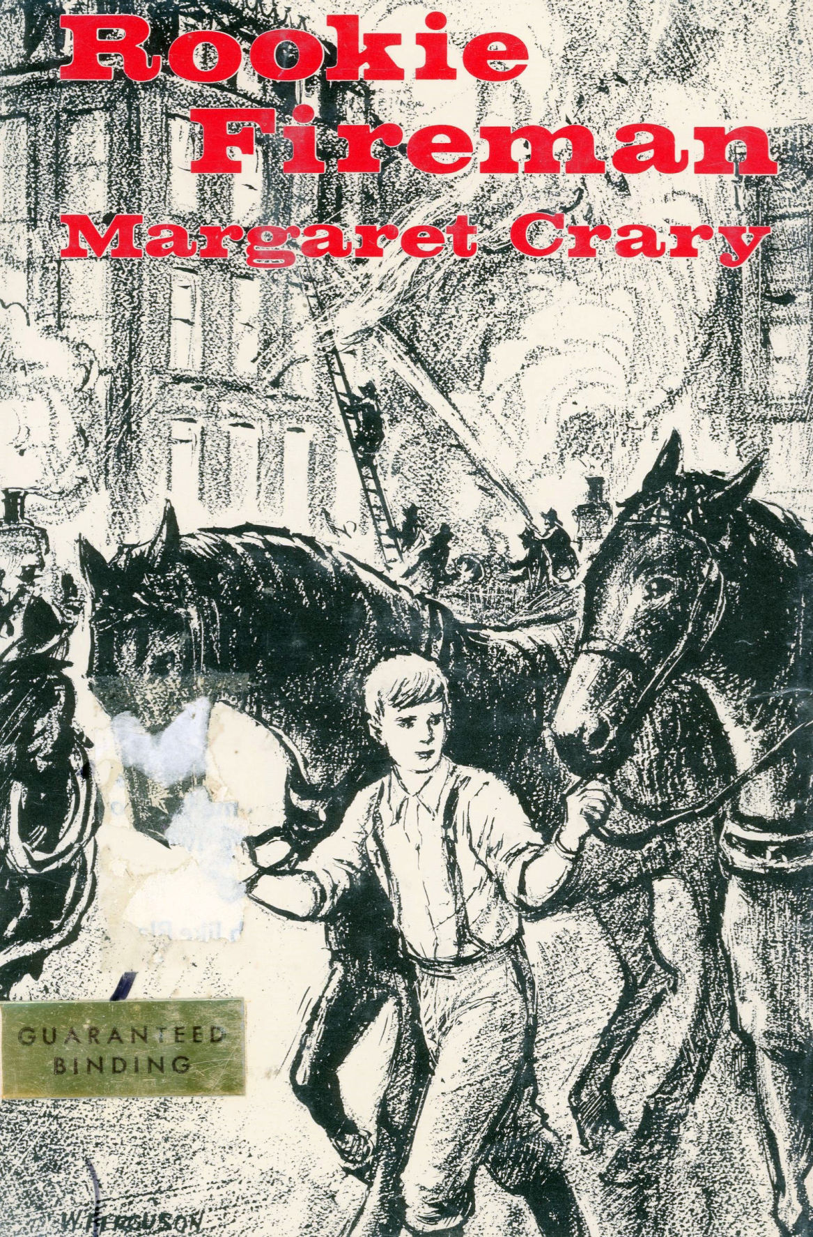 Rookie Fireman by Margaret Crary
