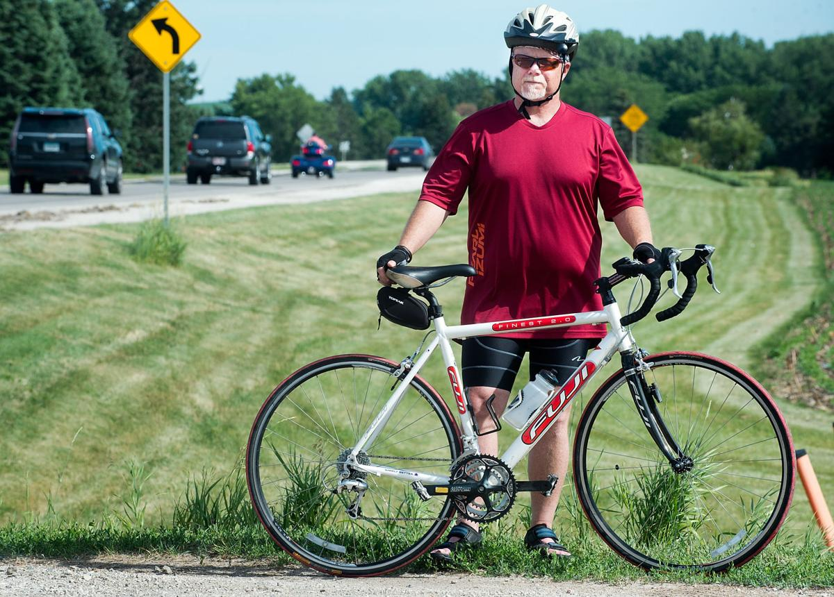 Bicyclists wary of sharing roads in age of distracted ...