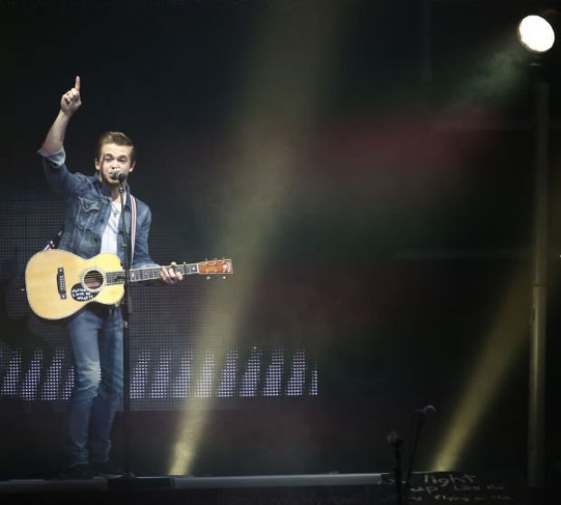 Photos: Hunter Hayes concert