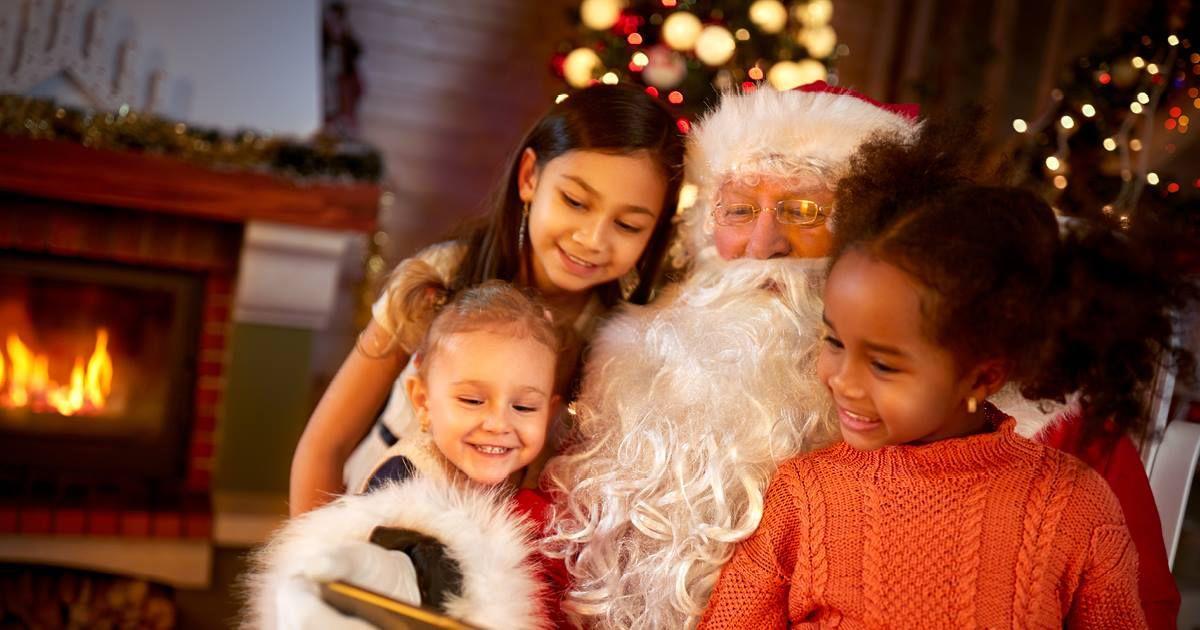 The Santa Photo Experience