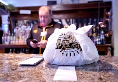 COVID-19: takeout orders at M's on 4th