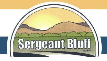 Sergeant Bluff city logo