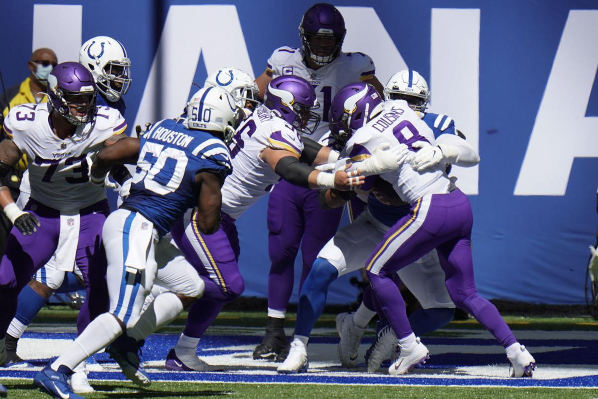 Kirk Cousins, Minnesota Vikings struggle again | | siouxcityjournal.com
