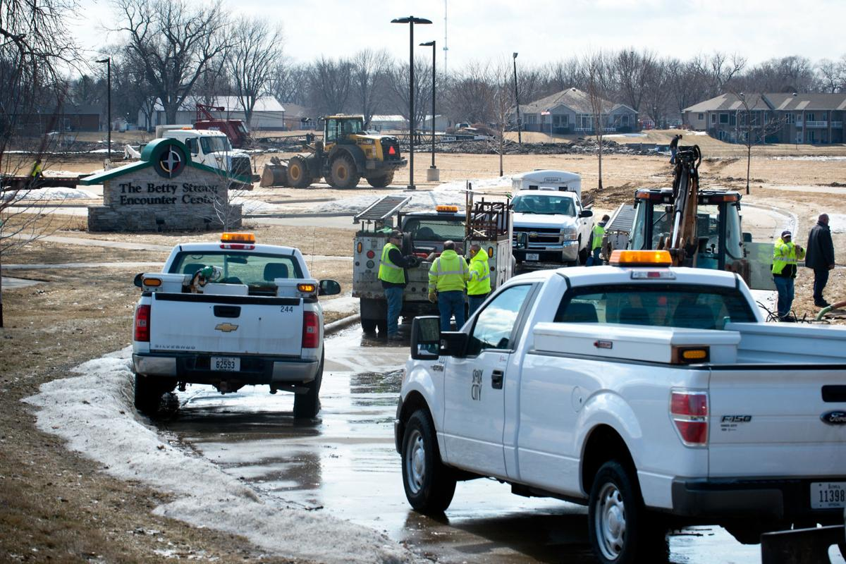Flooding Preparations Sioux City