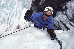 Blind mountain climber to keynote Siouxland Chamber annual dinner