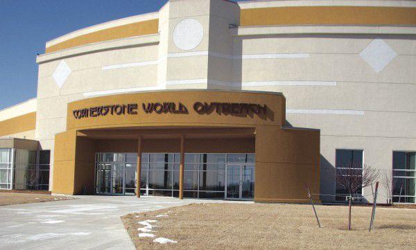 Cornerstone World Outreach church