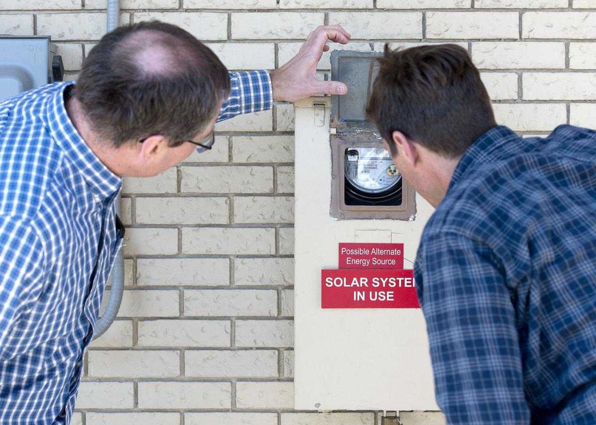 Solar energy fees
