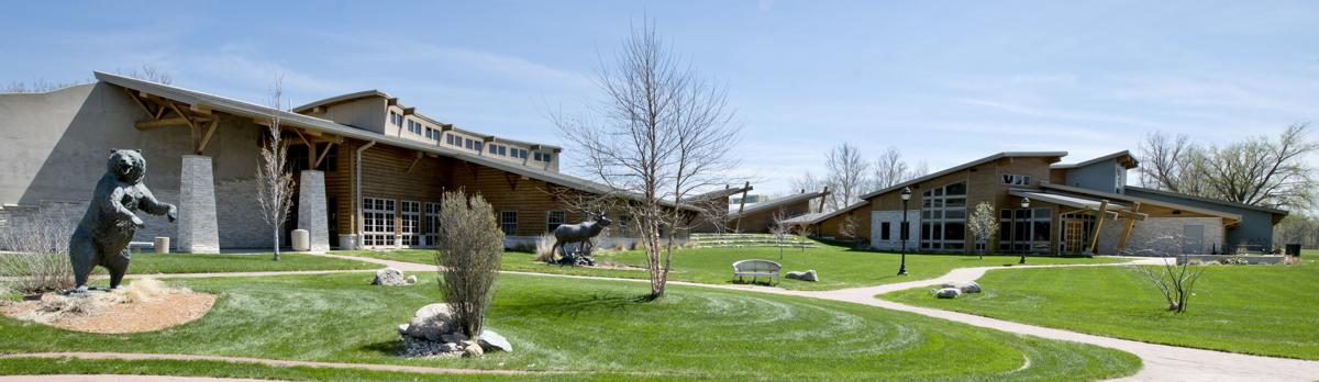 Lewis and Clark Interpretive Center and Betty Strong Encounter Center