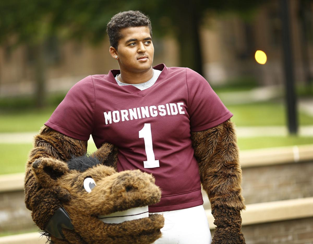 Monte Morningside College mascot