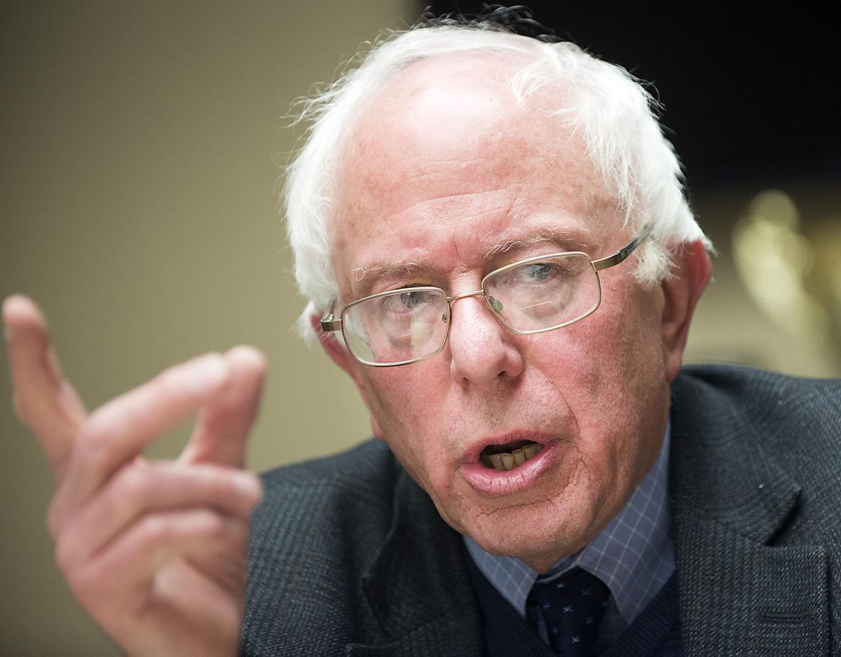 Bernie Sanders Editorial Board