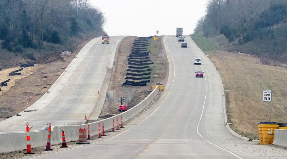 Highway 20 Construction