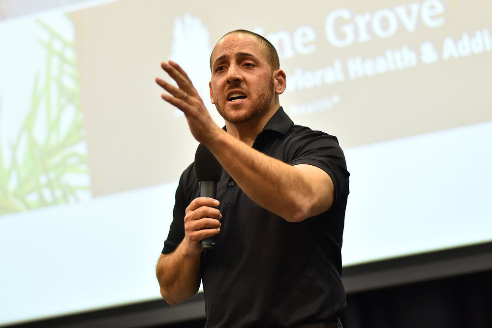 Kevin Hines