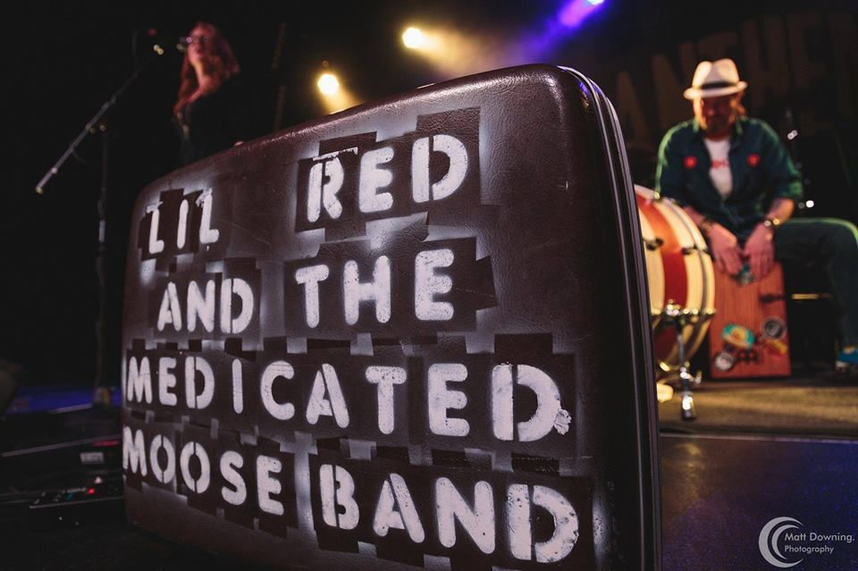 Lil' Red and the Medicated Moose Band