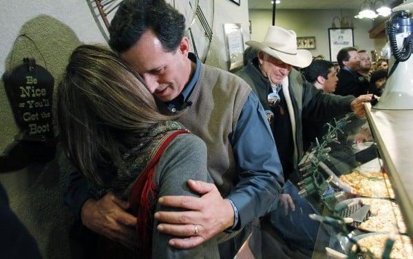 Rick Santorum, Karen Santorum