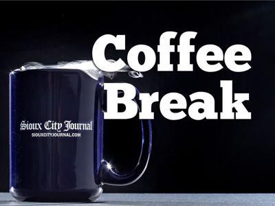 Sioux City Journal coffee break illustration