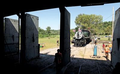 Siouxland Historical Railroad Association rail and ag days