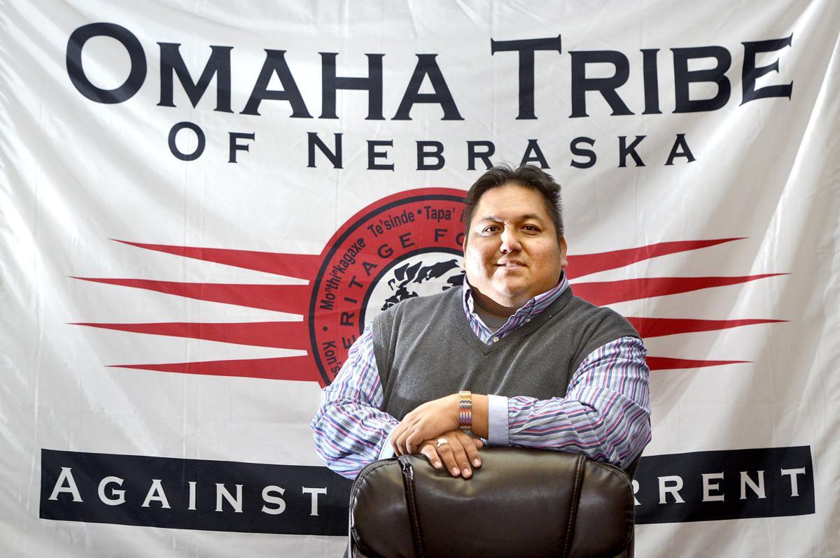 Omaha Tribe marijuana
