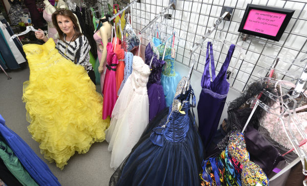 Prom gowns get a second chance at Classique Closet | Local ...