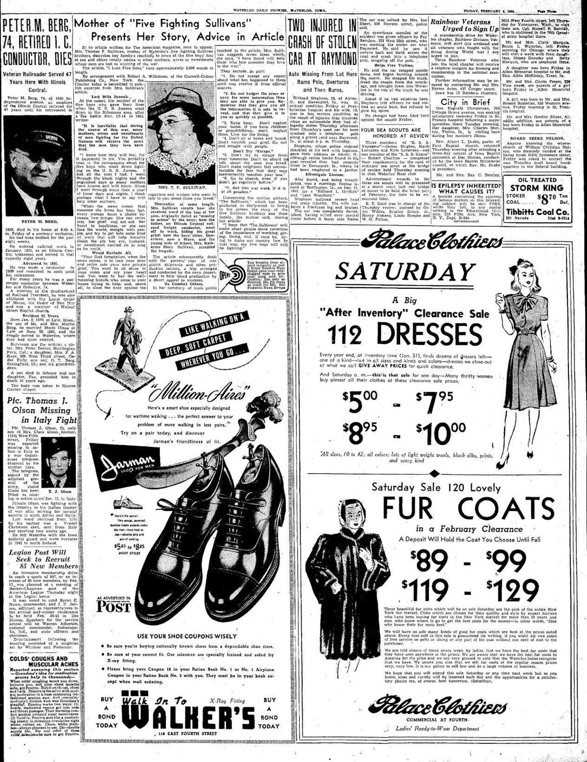 Courier Feb. 4, 1944