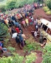 Tanzania crash